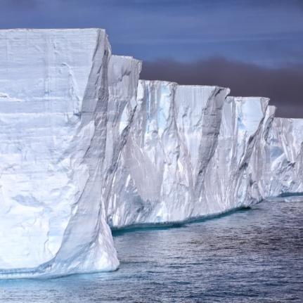 photo tabular iceberg