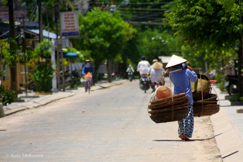 photo vietnamese street