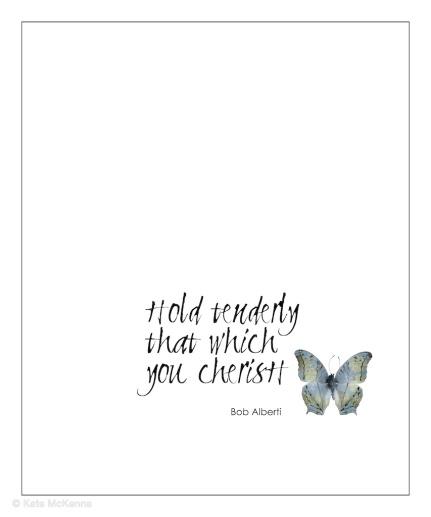 alberti quote on cherishing
