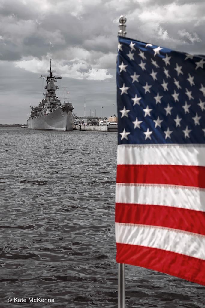 photo american flas