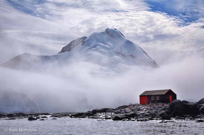 photo port lockroy station
