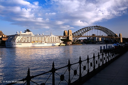 photo sydney harbour bridge