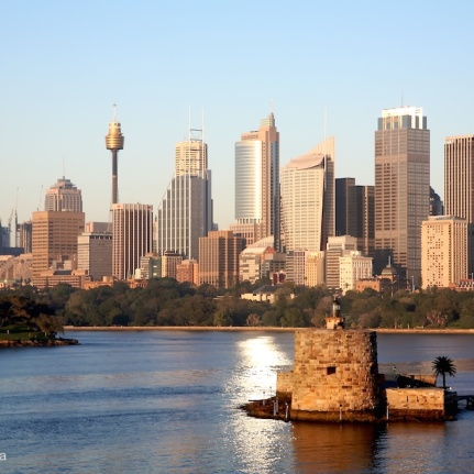 photo sydney harbour