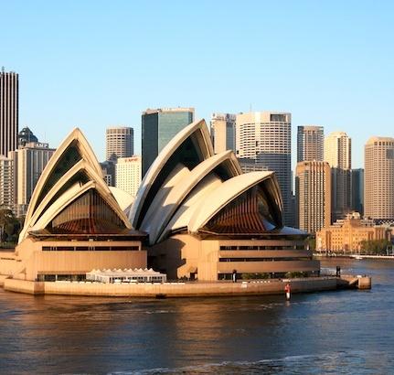Photo Sydney skyline