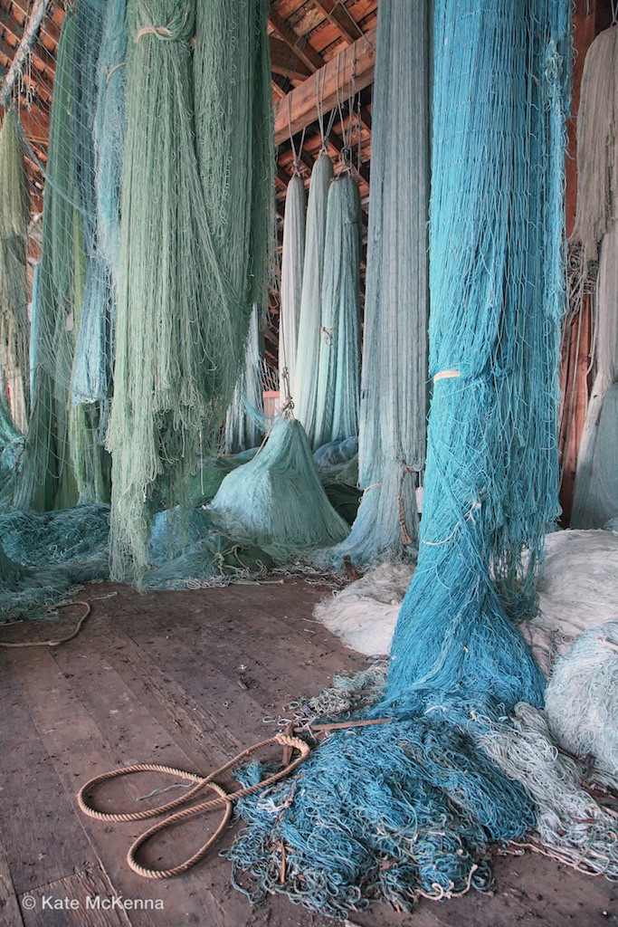 photo fishing nets